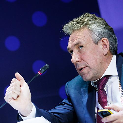 Глава ВЭБа заявил о запуске блокчейн-проекта по регистрации имущества в Москве
