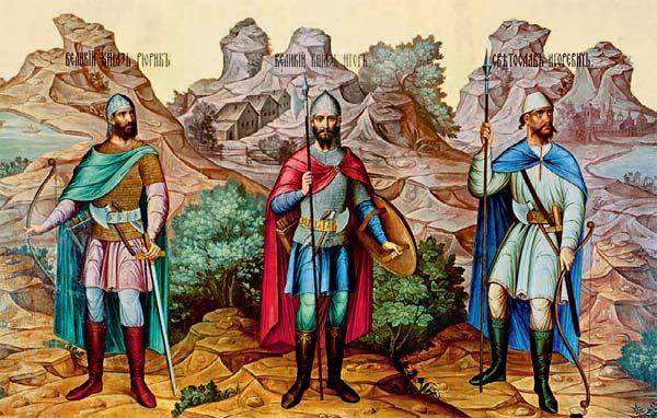 Гаплогруппы: загадка Рюриковичей