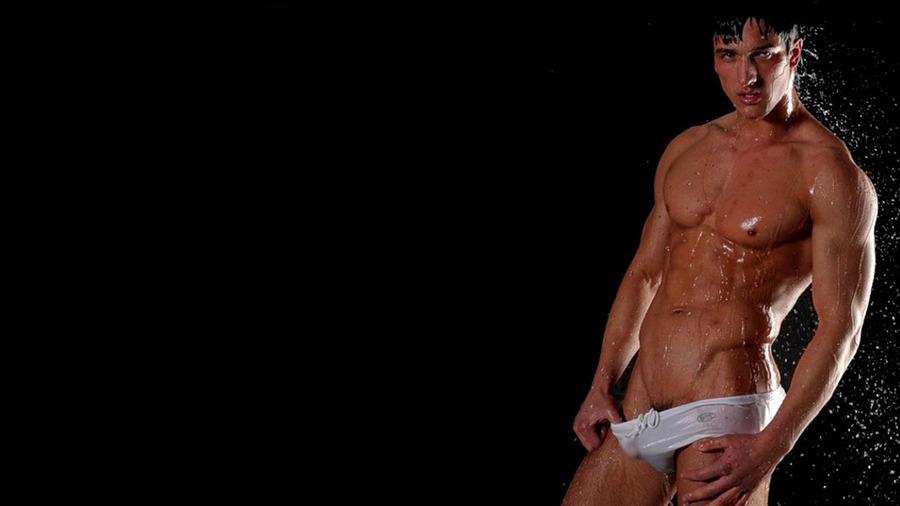обои мужчины голые члены-чр2