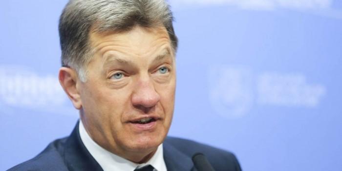 Премьер Литвы назвал российские контрмеры главной проблемой правительства
