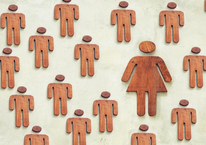 Сколько мужчин разрешается женщине?