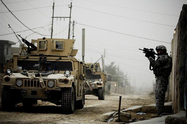 США направит в Сирию еще 200 служащих спецназа