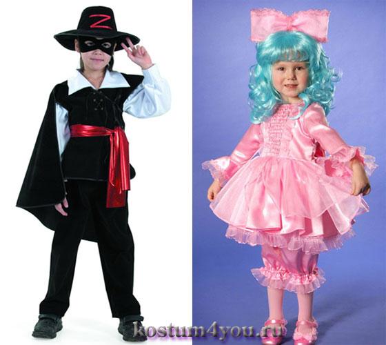 Детские новогодние костюмы своими руками - photo#1