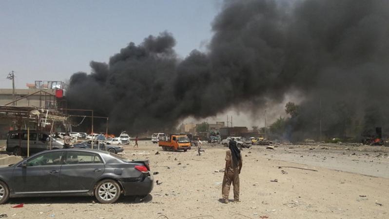 Партизанское движение Сирии: взорвана колонна американских джипов