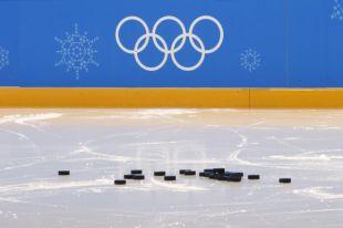 Российские хоккеисты победили сборную Южной Кореи перед стартом на ОИ-2018