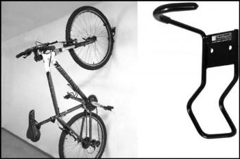 Крепление для велосипедов на стену своими руками