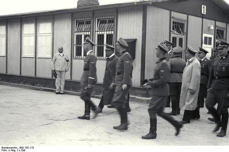 Концлагерь Маутхаузен. 1941 год.