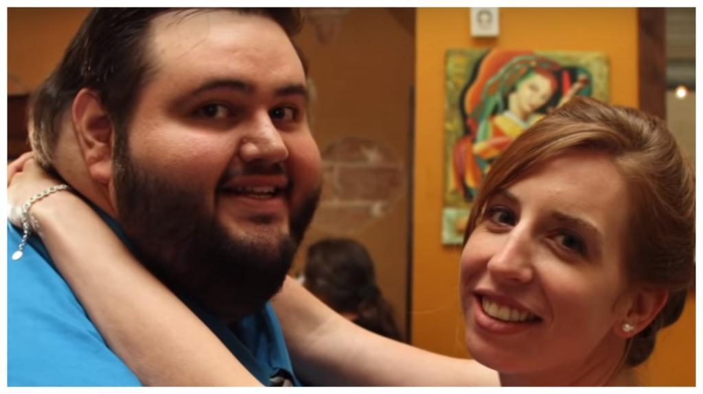 Любовь и вес: мужчина похудел ради невесты на 144 килограмма