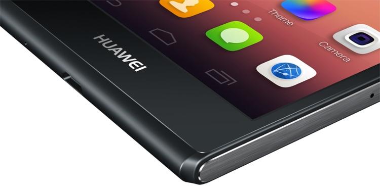 Смартфон Huawei Ascend P7 доступен в России по цене 18 000 рублей