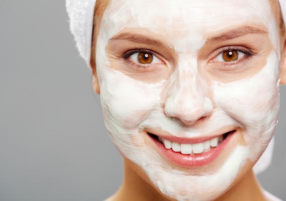 Горячие маски для молодости кожи