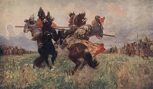 Куликовская битва – день русской славы и крах Мамая