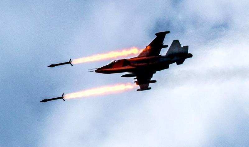 Боевики засняли эффектную работу российских Су-25 в сирийском небе