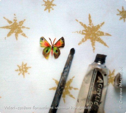 Восхитительные объемные бабочки за полчаса! (мастер-класс)
