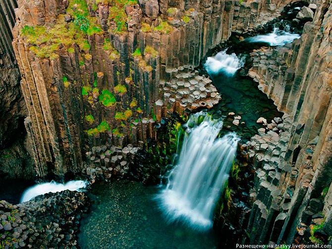 10 самых удивительных базальтовых формирований в мире