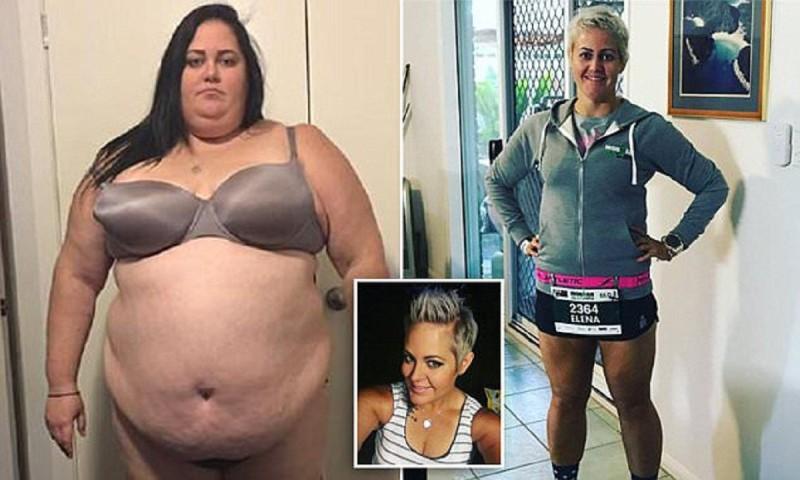 Триатлон вместо фастфуда: австралийка сбросила 115 кило за 1,5 года