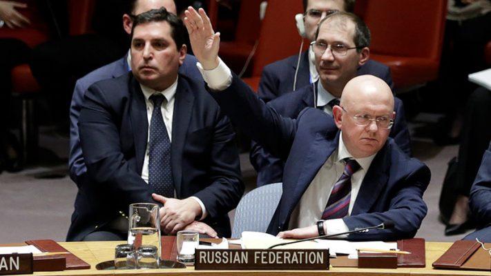 Российское право вето не обойти: Запад не может игнорировать устав ООН