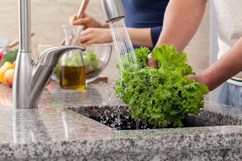 салат легкий и вкусный