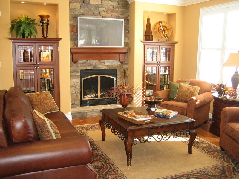 Living Room Fireplace Ideas  Cast Fireplaces