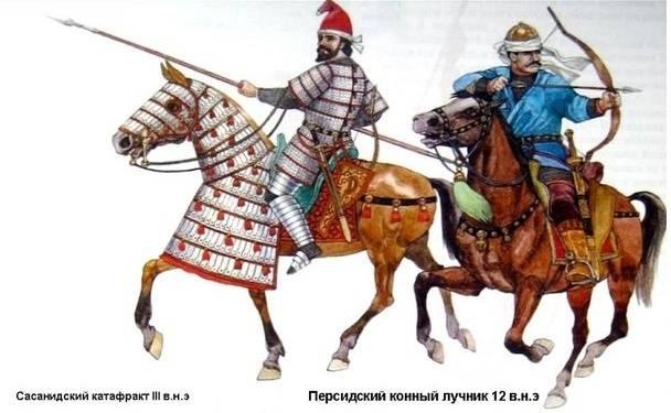 Рыцари из «Шахнаме» (часть 2)