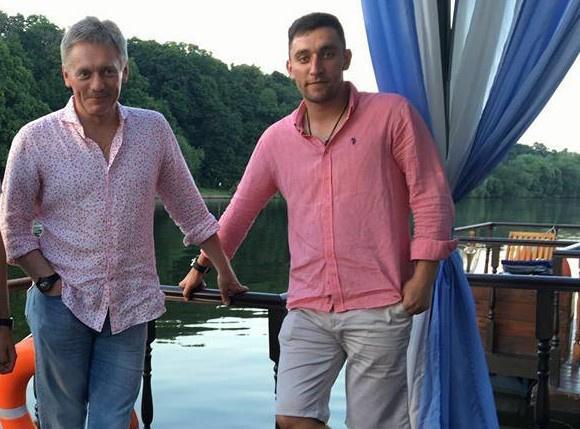 Интернет шутит о роскошной жизни безработного сына Дмитрия Пескова