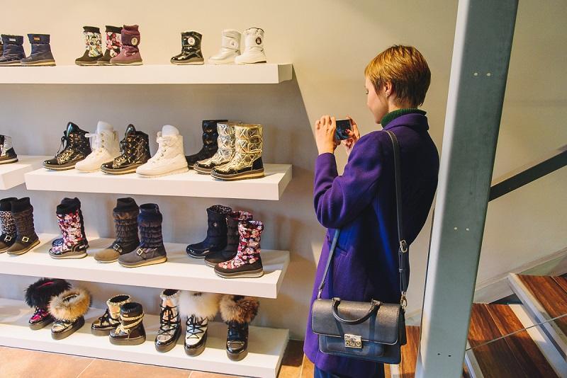 Модный прорыв в обуви, в которой точно не замерзнешь!