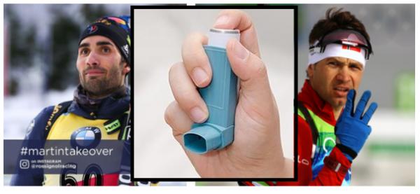 Биатлонисты-астматики Фуркад и Бьерндален разочарованы отказом отстранить наших спортсменов