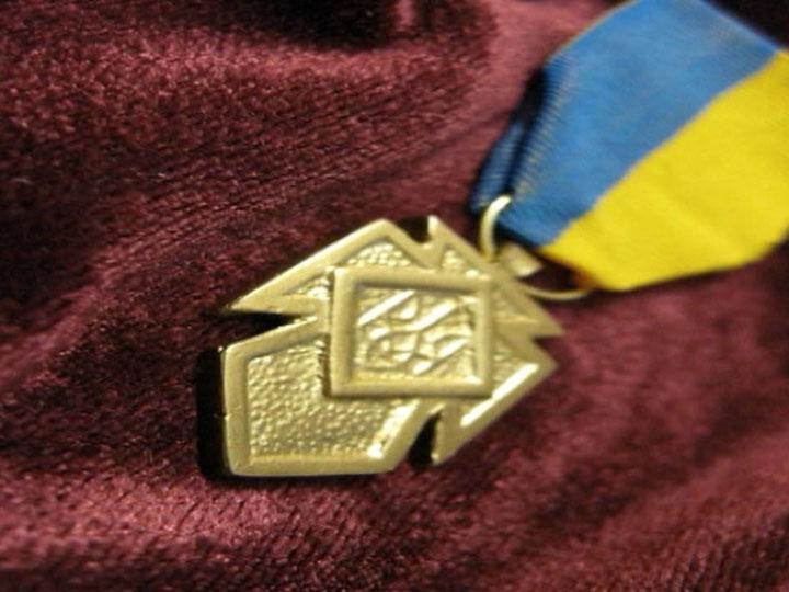 Карательные отряды Украины получили знаки отличия Третьего рейха