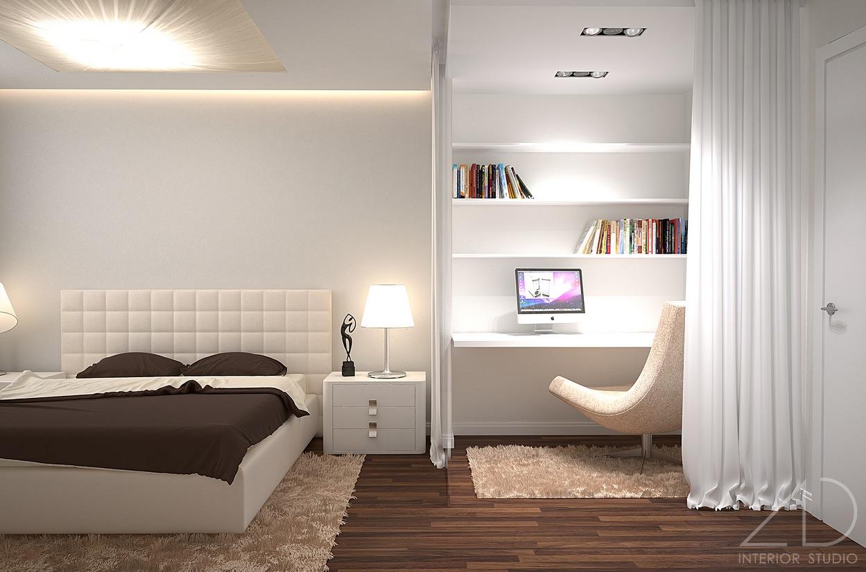 Современные спальные комнаты фото