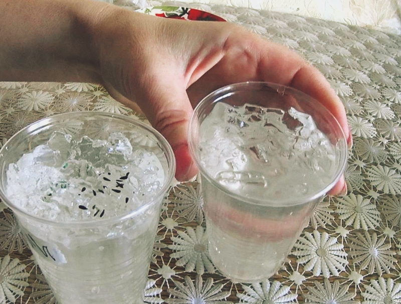 Семена рассады в гидрогеле