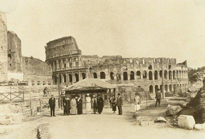 Туристические снимки, сделанные на заре эпохи фотографии, демонстрируют, как изменились самые известные мировые достопримечательности...