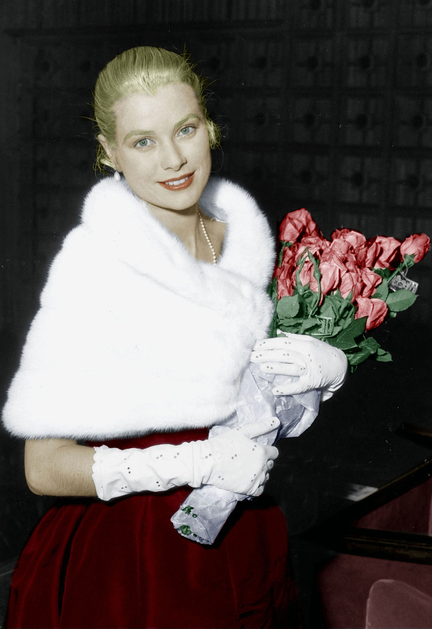 "Розарий ""Королевы роз"" Грейс Келли в Монако"