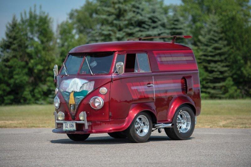 """Volkswagen """"Shorty"""" Microbus…"""