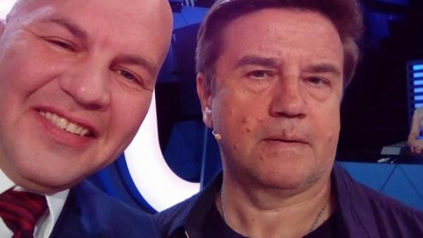 Украина на российских телевизионных ток-шоу