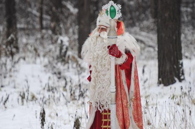 Дед Мороз отказался от пенсии по старости