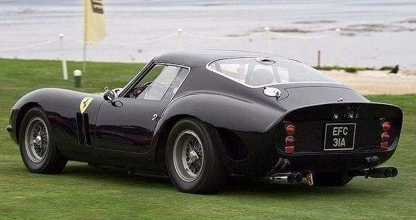 Самая дорогая Ferrari в истории.  912 000 000 рублей