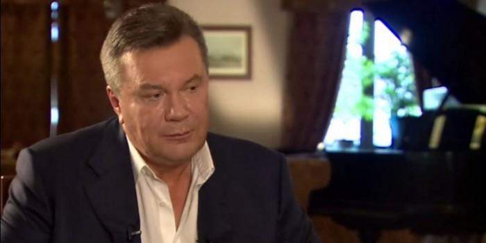 Что предложил Янукович в письмах Путину, Трампу и Меркель — краткий пересказ