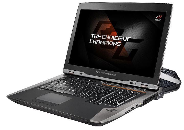 ASUS: отведайте ноутбук за полмиллиона