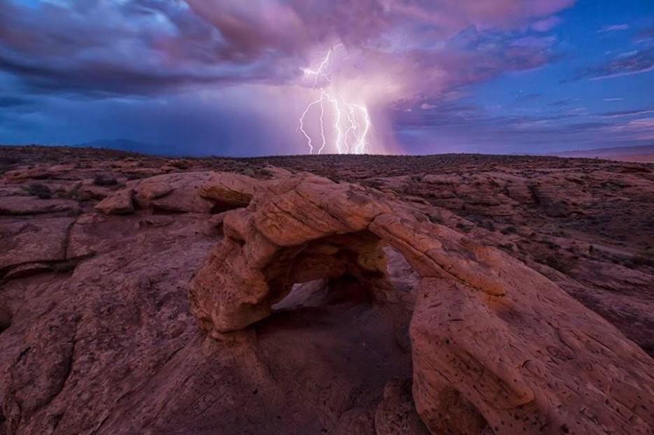 Thunderstorms09 35 belas fotos que demonstram o poder ea beleza dos elementos