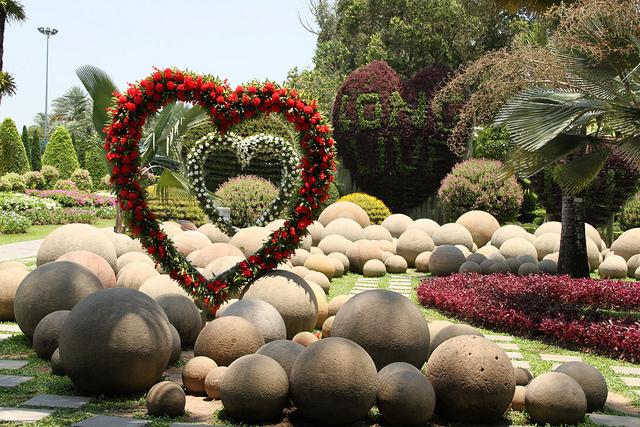 Сад скромной Нонгнуч