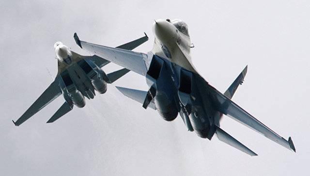 Сухой счет: истребителю Су-27 до сих пор нет равных в ближнем воздушном бою