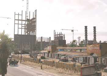 Опубликованы кадры новой карты PUBG с городом в пустыне