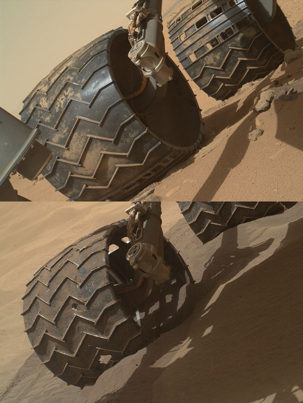 2 years on Mars, Mars, space, science, technology, curiosity