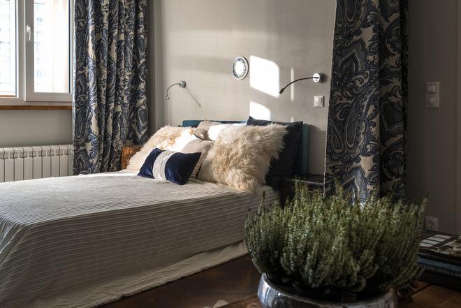 Современный Спальня by Oliya Latypova Design and Decor
