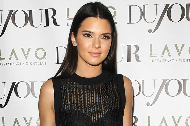 KENDALL JENNER DROPS LAST NAME PROFESSIONALLY