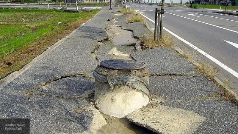 На Камчатке произошло землетрясение магнитудой 4,6