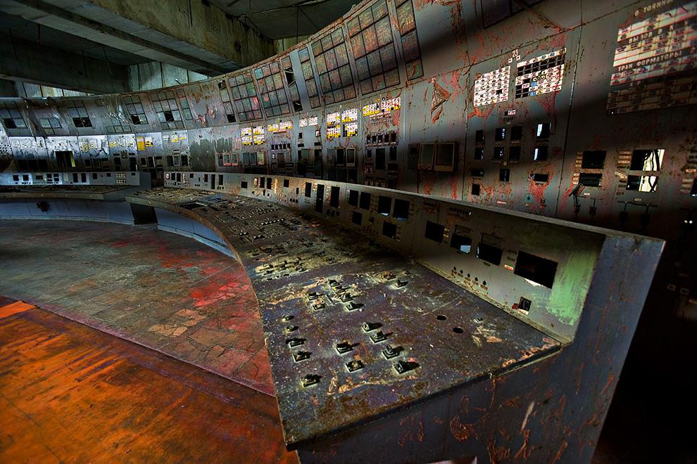 bp128 Длинная тень Чернобыля