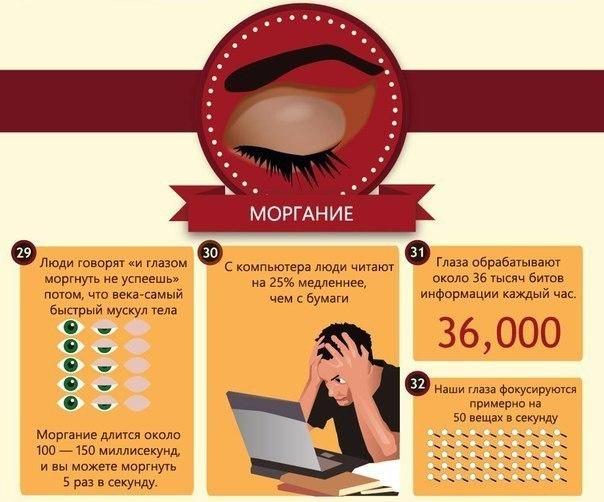 интересные факты о глазах6