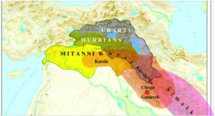 Этноним «Курд» и название «Курдистан» в источниках разных времен