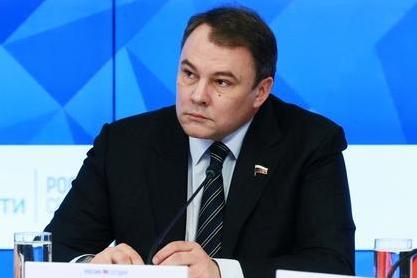 Зампред Госдумы считает недопустимым показ в России фильма добровольца «Правого сектора»