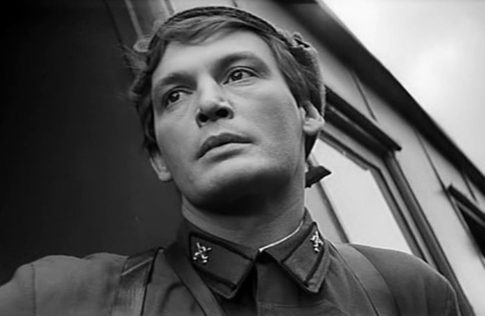 Василий Лановой в роли Ивана Вараввы. СССР, как снимали фильм, кино